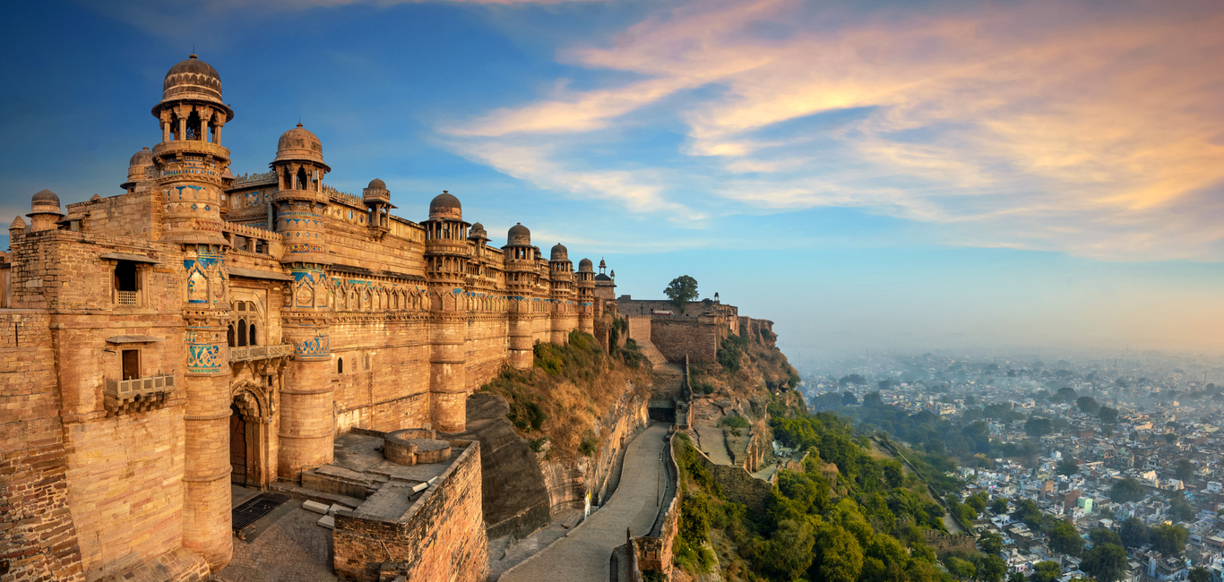 Discover The Magnificence Of Gwalior In Just 24 Hours! - Outlook Traveller