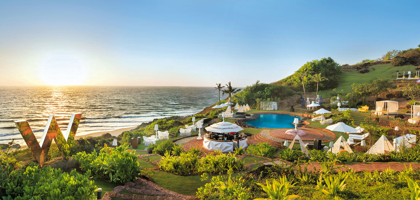 Hotel Review: W hotel, Goa - Outlook Traveller