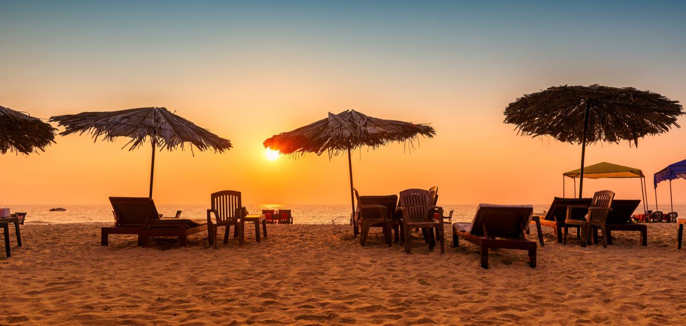 North Goa beach shacks to open in November - Outlook Traveller