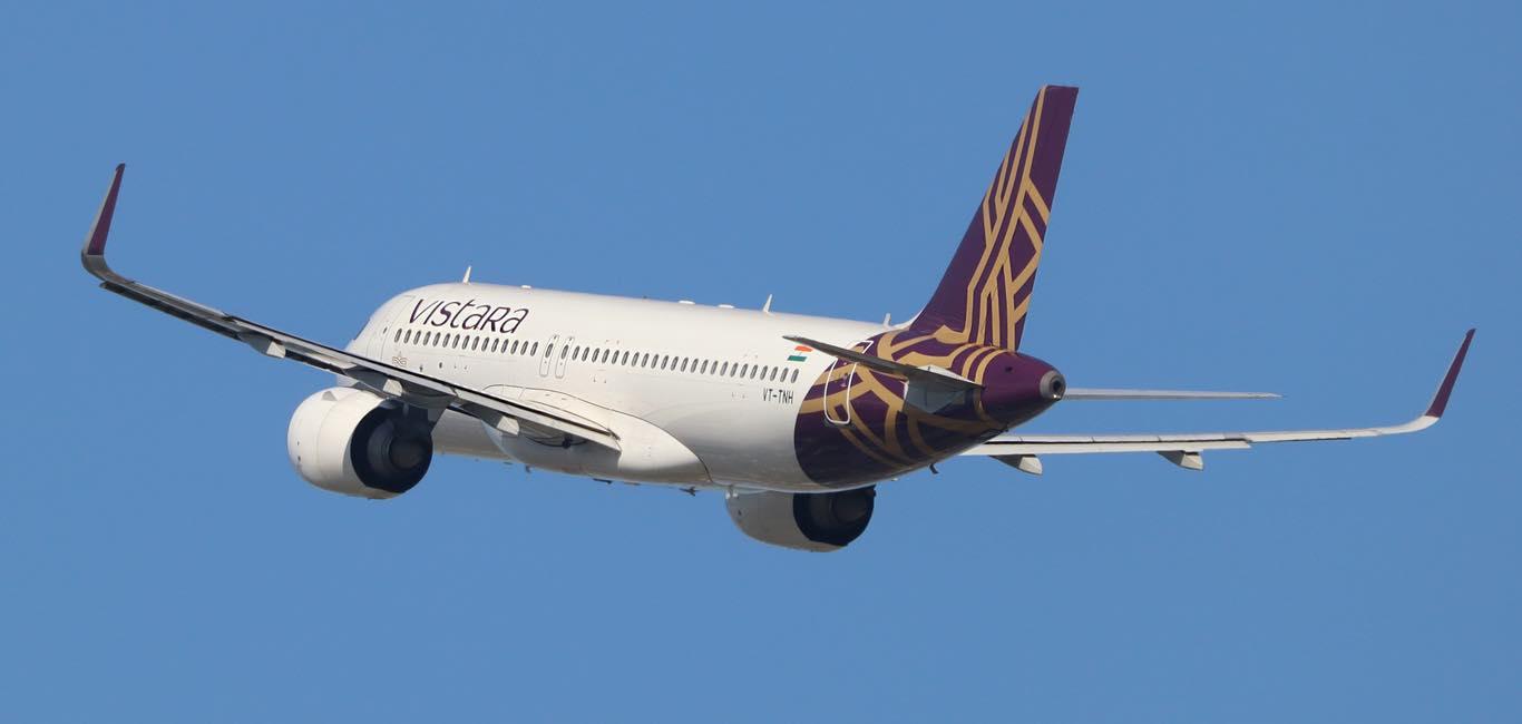Vistara will fly from Delhi to Heathrow in London - Outlook Traveller