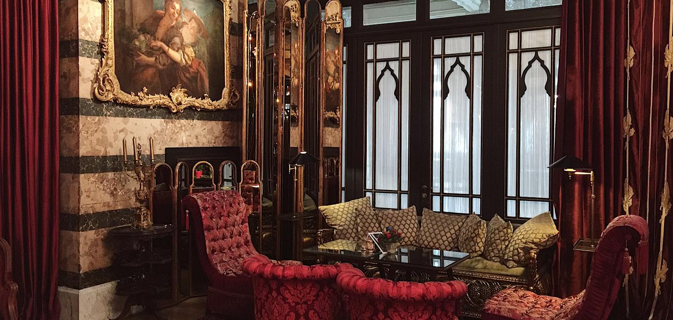 Pera Palace Hotel | Istanbul