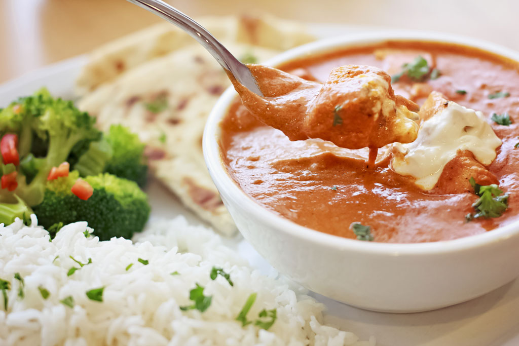 If you are in Delhi, you can't leave without having Butter Chicken