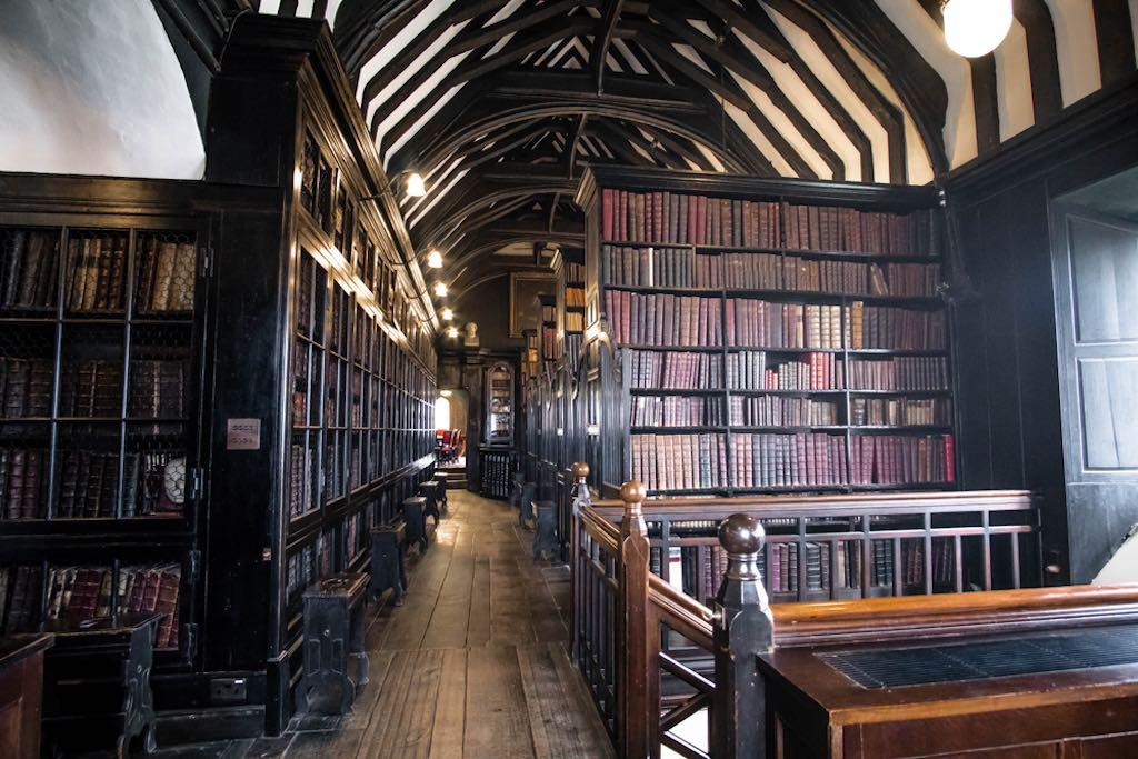 Thư viện Chetham, Manchester