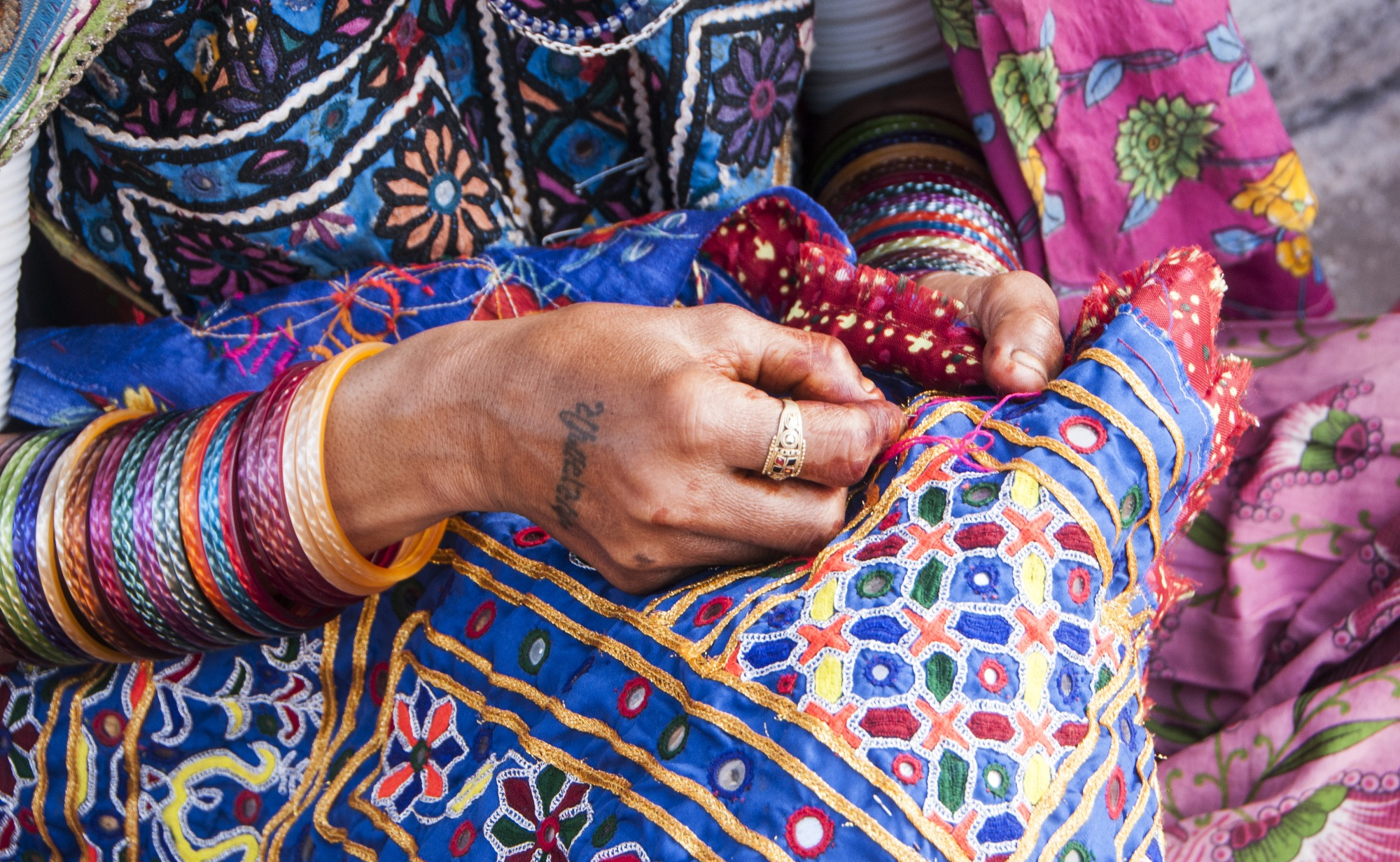 Trailing The Villages Of Kutch Outlook Traveller
