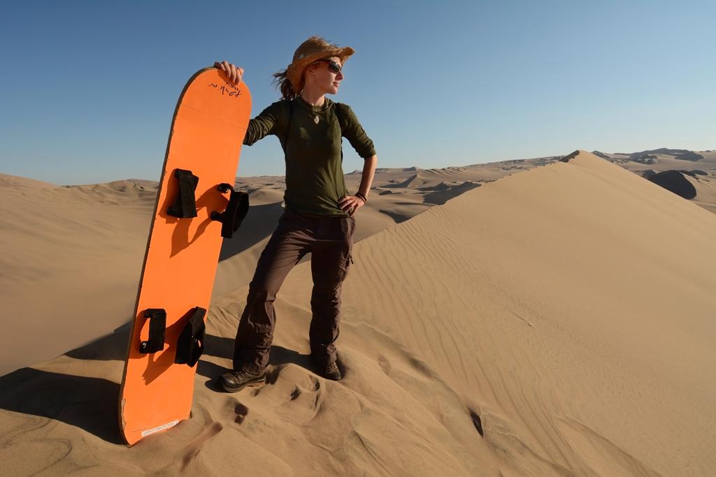 Top Sandboarding Destinations Across The World - Outlook