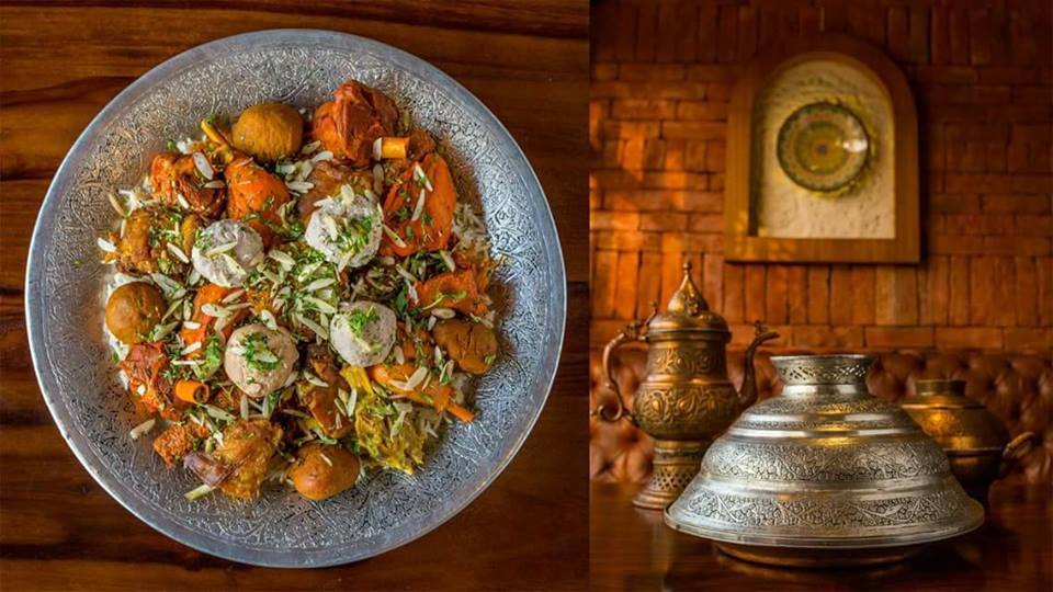 It's all about solid flavours and food at Khyen Chyen