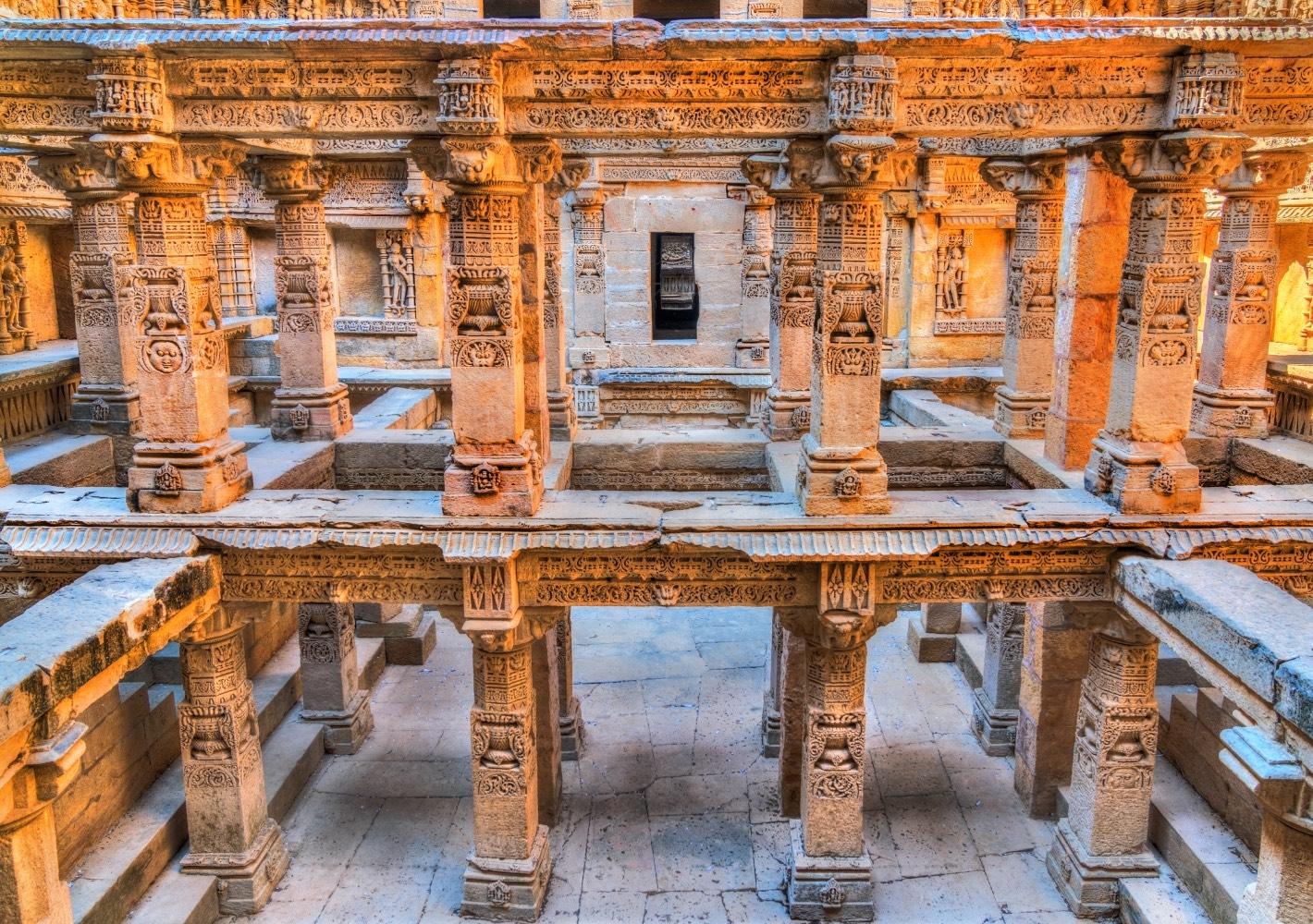Rani Ki Vav,  a recognised UNESCO World Heritage Site in Patan Gujarat