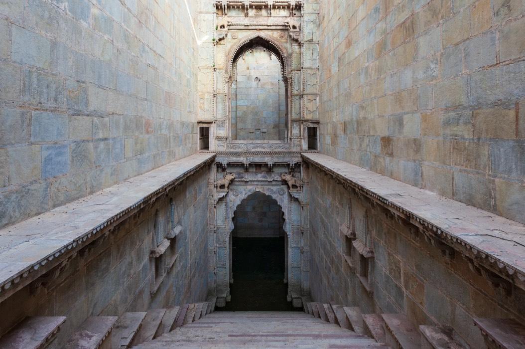 Raniji ki Baori, also known as 'Queen's stepwell'