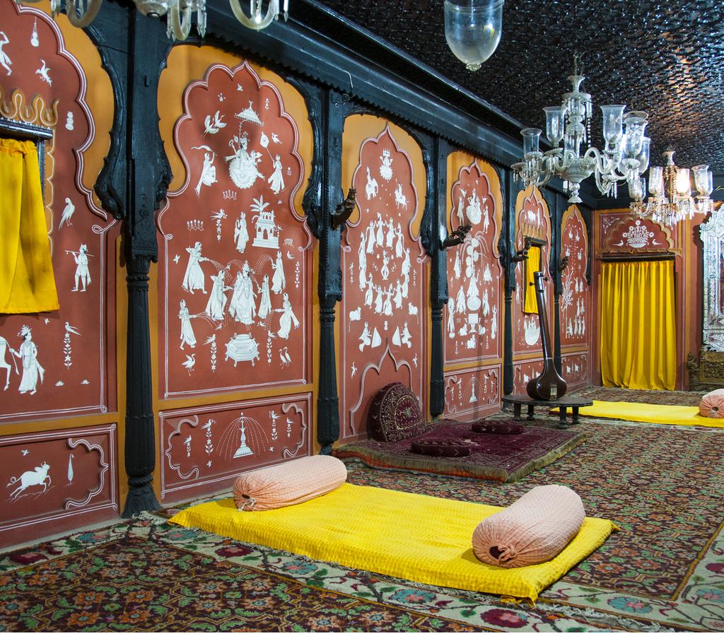 Triển lãm Mastani Mahal tại Bảo tàng Raja Dinkar Kelkar