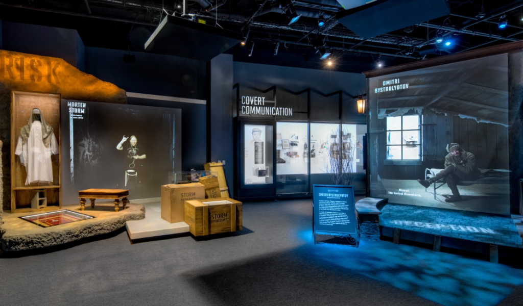 Relive your James Bond dreams at the International Spy Museum