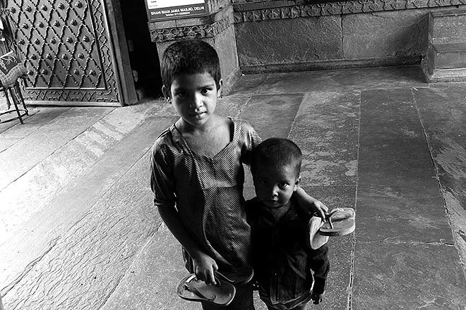 They greet you with a smile when you enter the masjid. Quite possibly, the kindest gesture indicating your arrival at the holy mosque