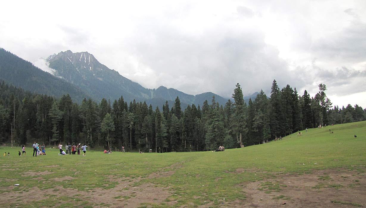 Pahalgam, the 'Mini Switzerland' of Kashmir