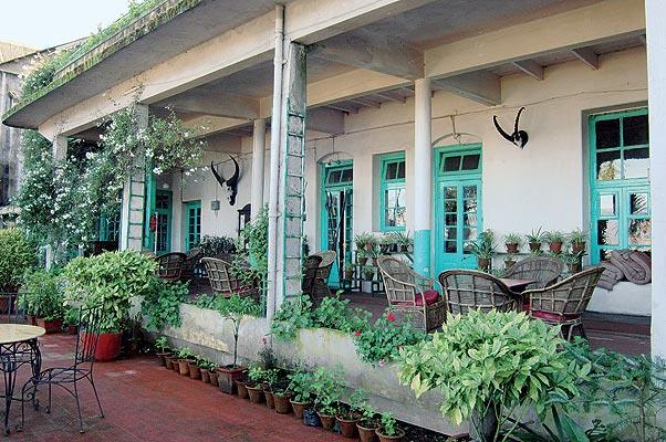 Established in 1868, the Darjeeling Planter's Club was considered the epitome of high society. Its land was donated by the Maharaja of Cooch Behar. (From the book Chai: The Experience of Indian Tea, by Rekha Sarin and Rajan Kapoor; Published by Niyogi Books; Price Rs 1,995)