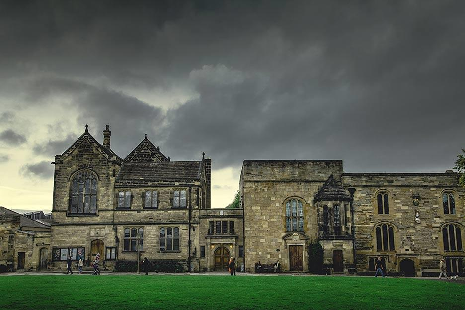 Durham, near Sunderland, has a castle that is wholly occupied by the University College, Durham. Students live here, but the general public can visit during guided tours.