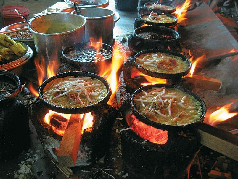 Food Court Of Bhopal Outlook Traveller