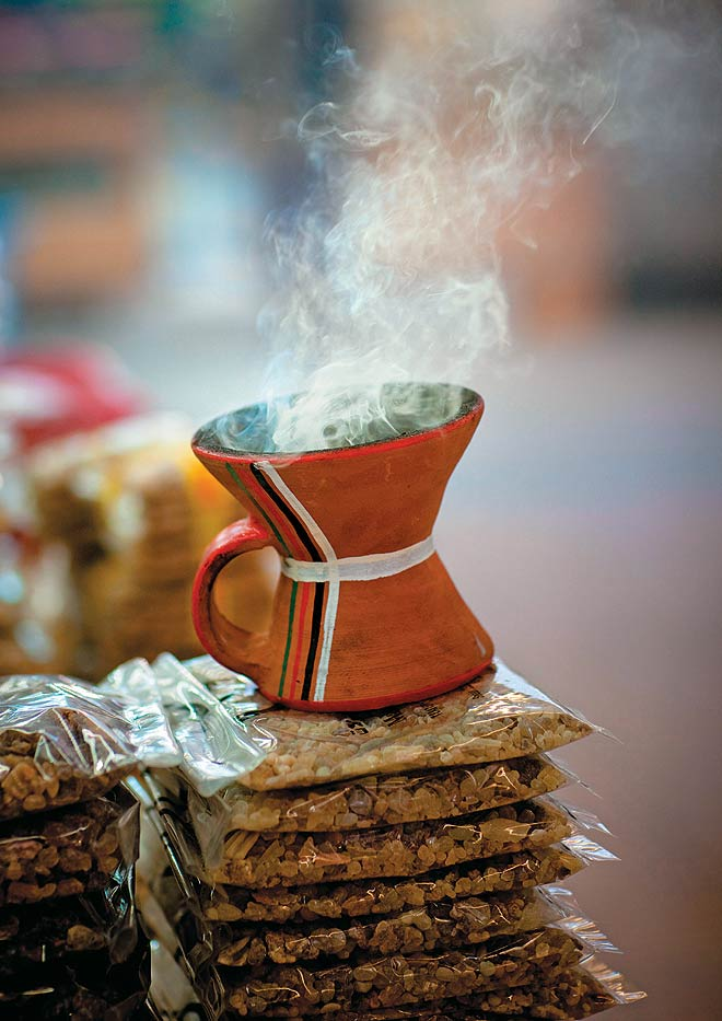 Oman: History of Omani frankincense - Outlook Traveller