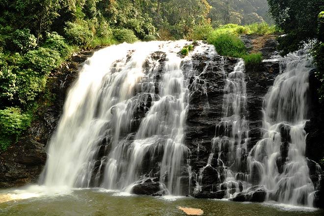 Abbey Falls near Coorg