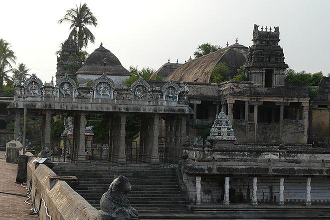 Shivakumasundari Temple in Chidambaram