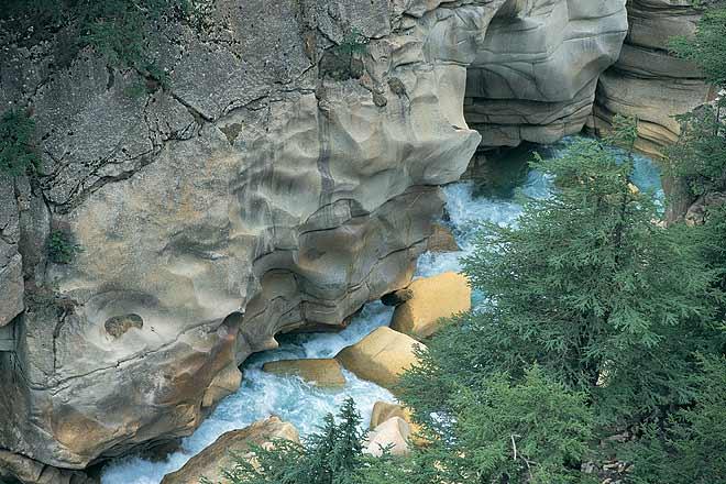 Rudragera gadh in Uttarakhand