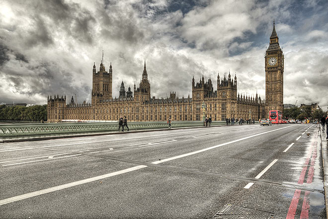 The Big Ben, London