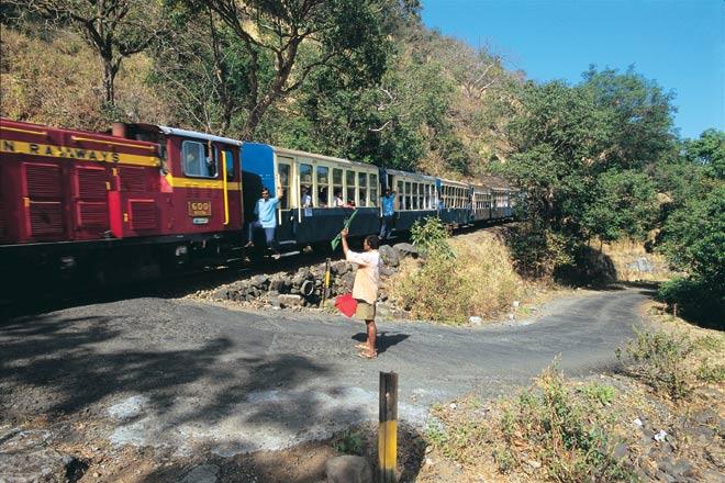 The Matheran Light Railway