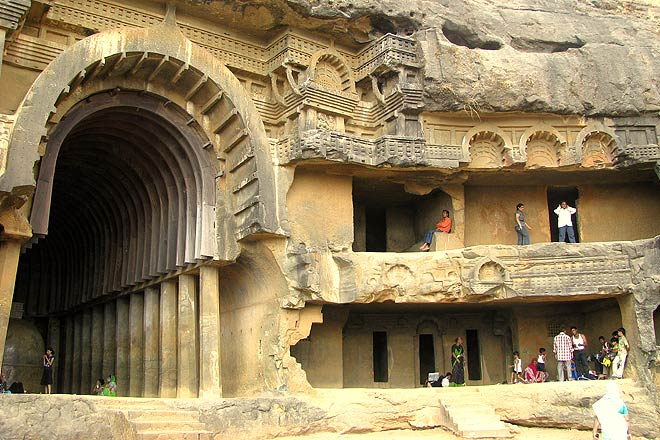 Have a date with history at the Karla-Bhaja caves
