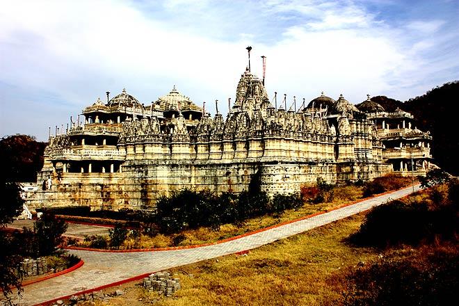 Jain temple of Ranakpur