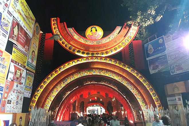 Kolkata: 20 Great Durga Puja Pandals To Visit This Year - Outlook