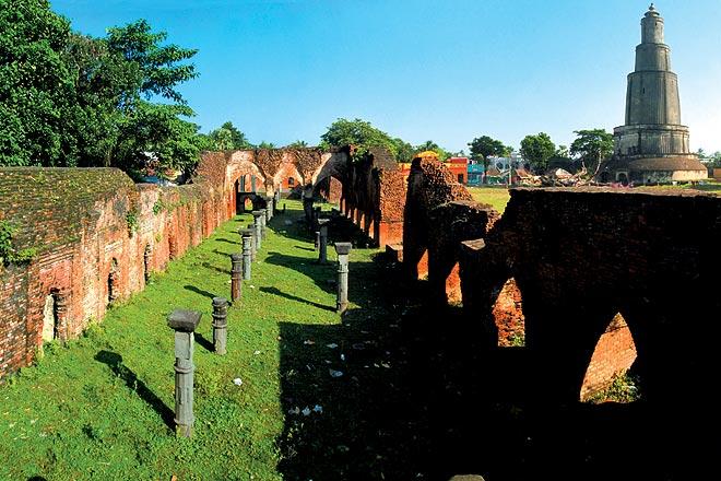 Ruins of the Badi Masjid