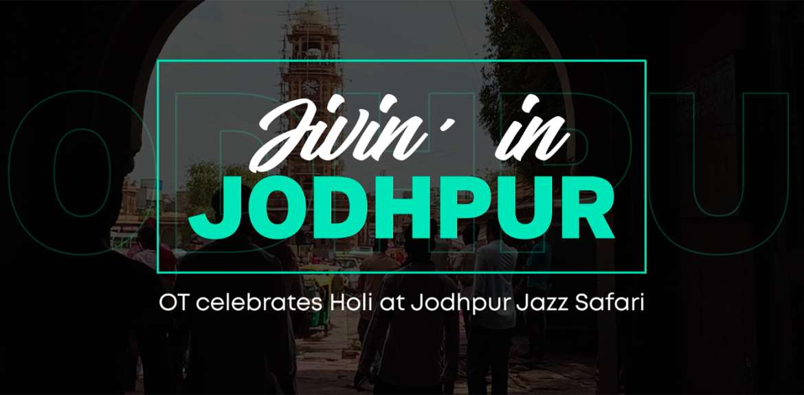 Jodhpur Jazz Safari