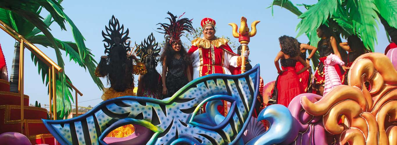 Goa: Get ready for the Carnival