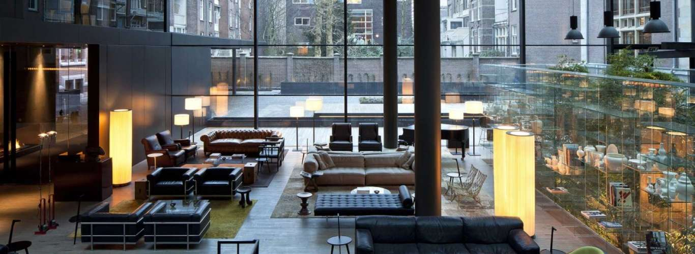Amsterdam: Enjoy the Big 5 at the Conservatorium