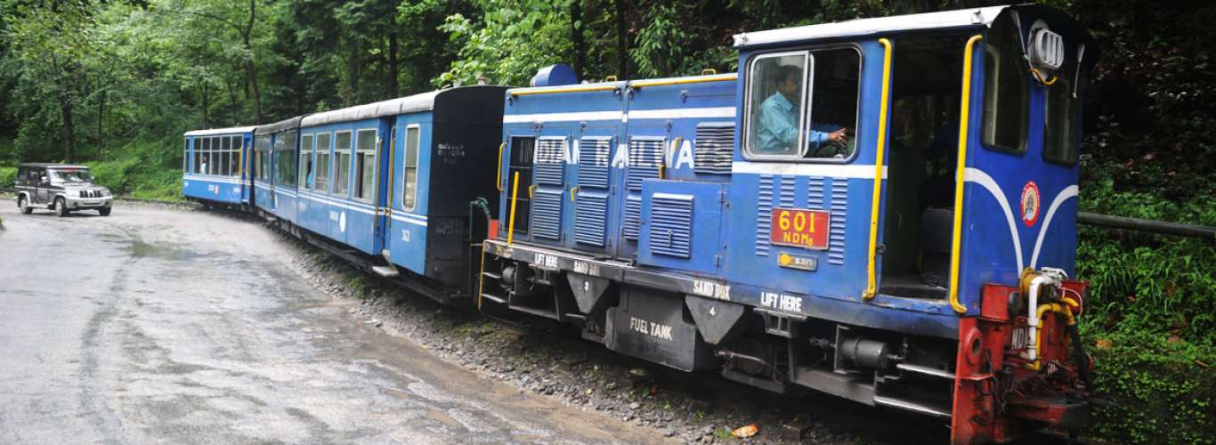Now Pay More for the Darjeeling Himalayan Railway
