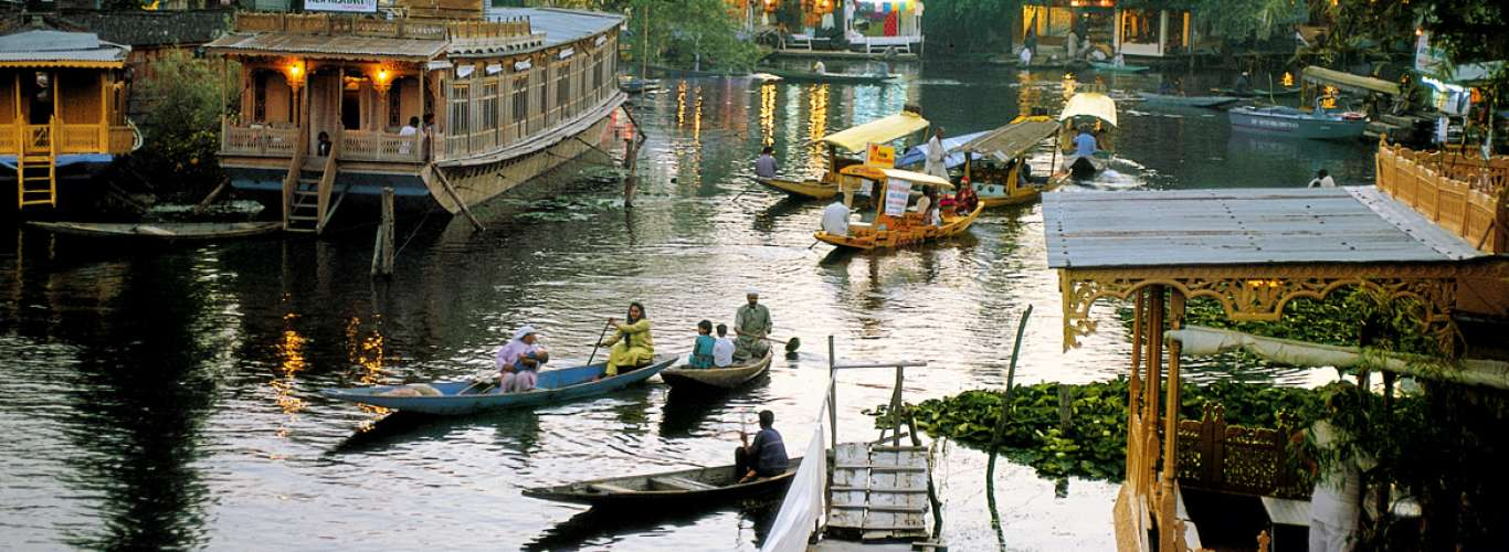 Kashmir: 10 Things to See in Srinagar