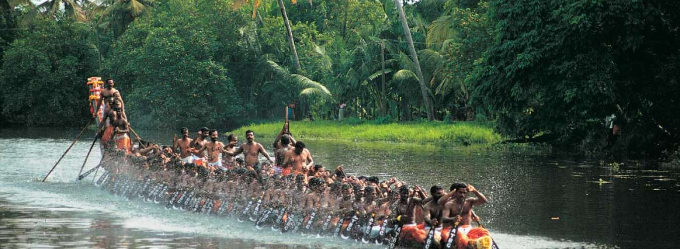 The Boat Races of Kerala