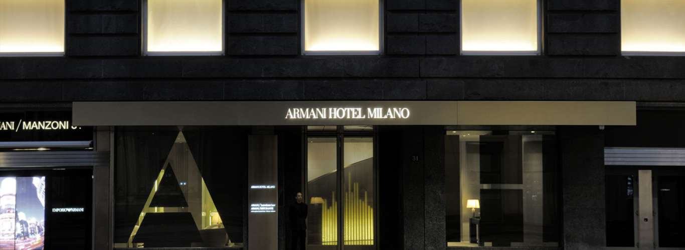 Italy: A Very Armani Easter
