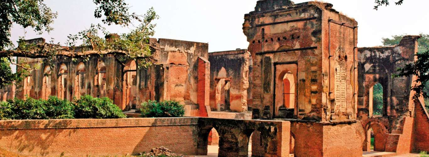 Lucknow: The Last Refuge