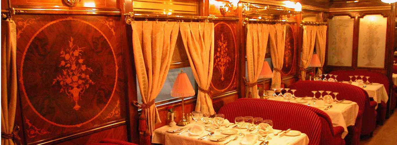 Spain: Take a Ride on the Al Andalus Train