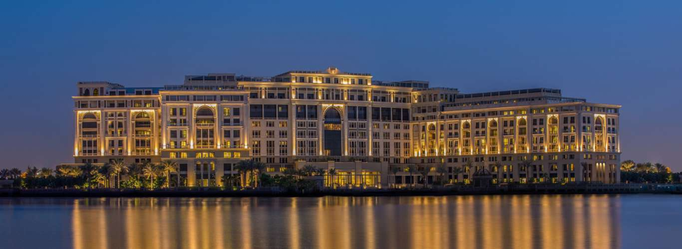 Summer Escape at Palazzo Versace Dubai