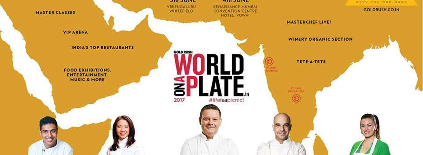 World on a Plate festival Comes to Town