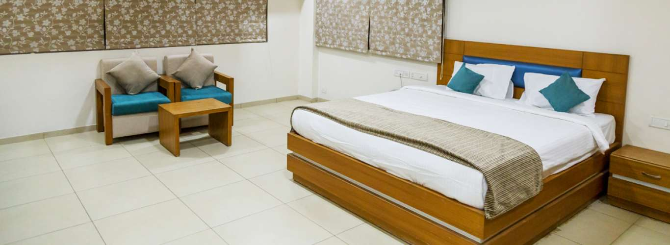 Ahmedabad: Two New Ginger Hotels