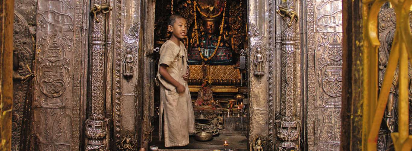 Nepal: Living with the Buddha in Patan