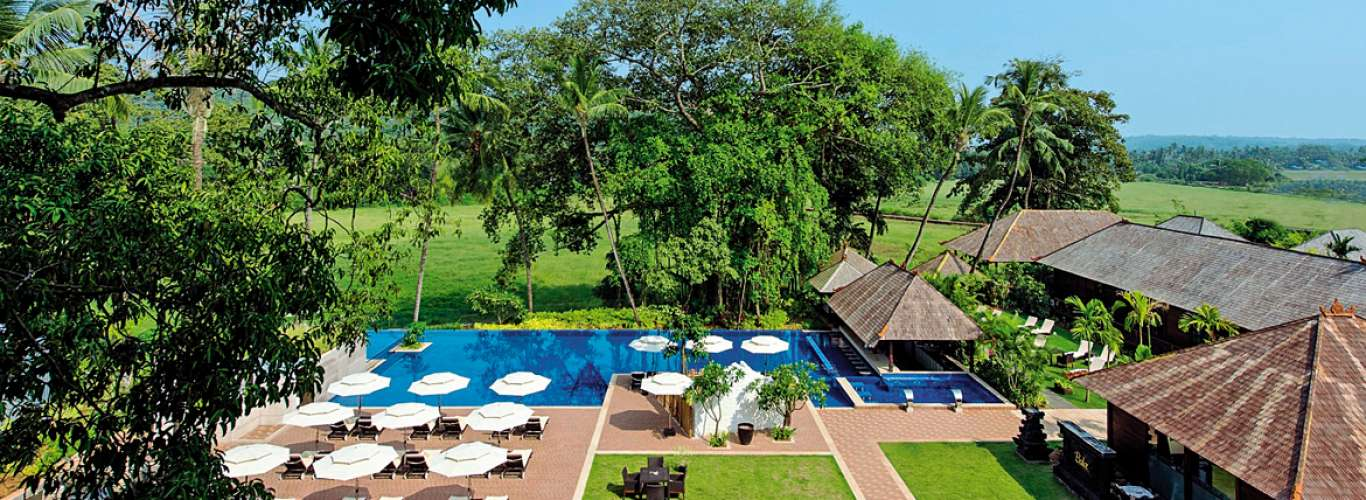 Goa: Relaxing at the Novotels