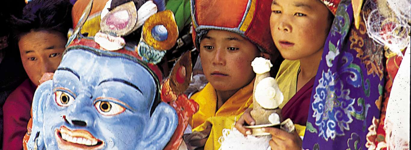 Ladakh: Culture as Heritage