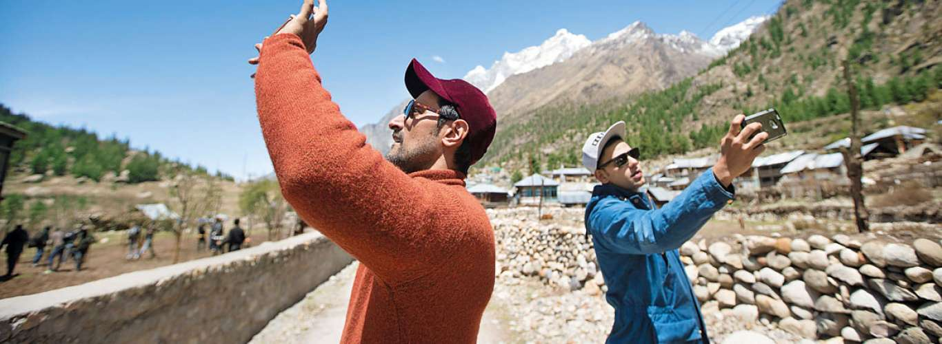 Valley Boys: A Road Trip to Spiti