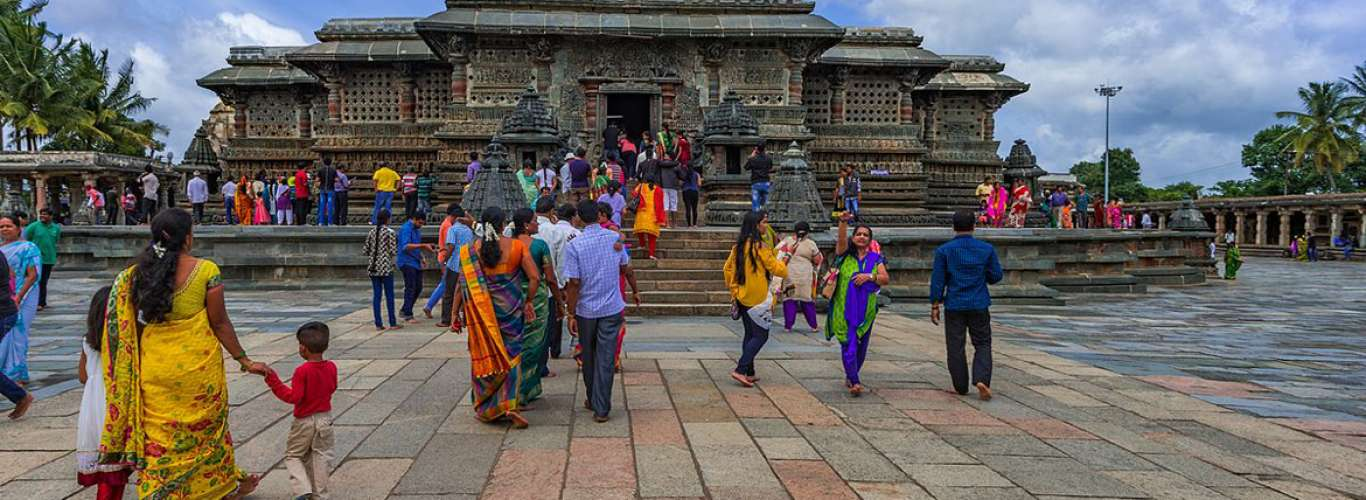 The Vanishing Sandals of Chenna Kesava Temple