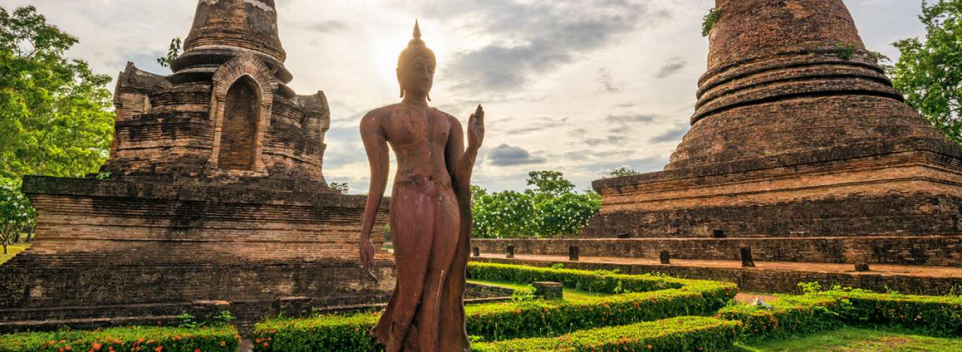 My wife and I are planning a heritage exploration of Thailand...