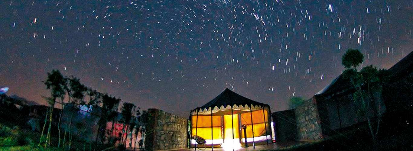 Rajasthan: Stargazing at Astroport