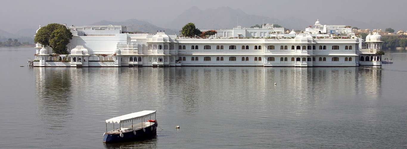 Lake Pichola: Centre of Attention