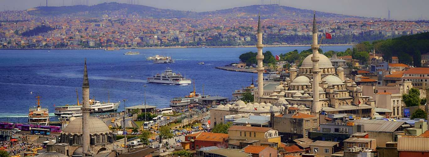 Great Cities: Istanbul